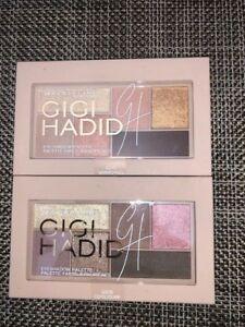 (1) Maybelline Gigi Hadid Eyeshadow Palette GG15warm/GG16cool