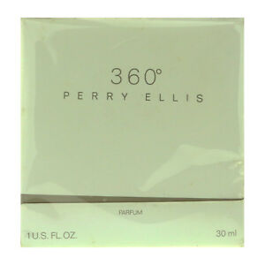 Perry Ellis 360 Parfum 1.0Oz/30ml In Box (Vintage)