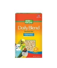New listing Wild Harvest Daily Blend For Parakeet, Canary, Finch & Small Birds 2Lb
