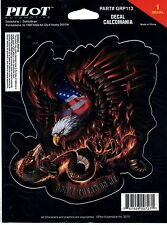 EAGLE DON'T TREAD ON ME DECAL (GRP113)