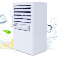 1 Portable Air Conditioner Fan Mini Evaporative Air Circulator Cooler Humidifier