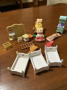 Calico Critters Deluxe Bathroom Set Furniture & Critters K7
