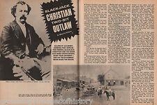 Blackjack Christian - Two Bit Outlaw + Ballard,Birchfield,Brogden,Brown,Brummel