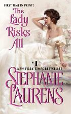 The Lady Risks All by Stephanie Laurens (BB) *PB*