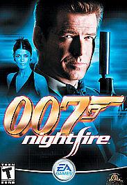 007: NightFire (PC, 2002) (NEW SEALED)