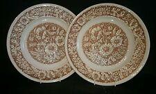 Dinner Plates British Date-Lined Ceramics (1960s & 1970s)