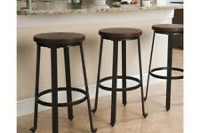 Signature Design by Ashley Challiman Pub Height Bar Stool modern quality kitchen
