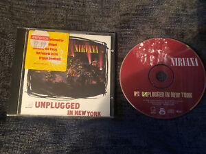 Nirvana - Unplugged CD Album