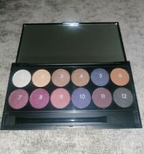 Sleek I-Divine Eyeshadow Palette Vintage Romance 141 New
