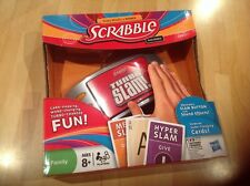 SCRABBLE TURBO SLAM - ELECTRONIC GAME - FAMILY - EDUCATIONAL - PARTY