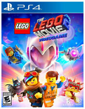 The LEGO Movie 2 Video Game Standard Edition Sony PlayStation 4 Release 2019