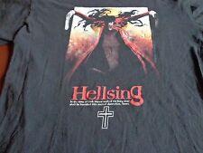 Anime Original Hellsing T Shirt SMALL Alucard 100% Cotton  R7