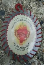 Vintage Apostleship of Prayer Sacred Heart of Jesus Scapular.