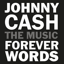 Johnny Cash - Forever Words, Various Artists (NEW CD)