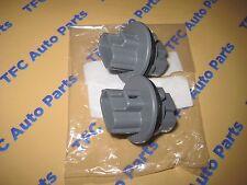 2 Toyota Lexus Tacoma 4Runner Camry Corolla Marker Light Socket Plug Genuine