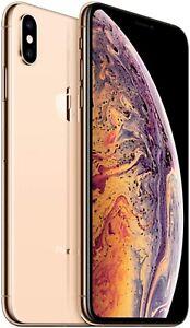 NEW Apple iPhone XS Max 512GB GOLD UNLOCKED AT&T T-MOBILE VERIZON