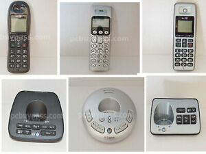 BT 1000 1500 2000 2500 3500 6500 7500 Replacement Handset Base
