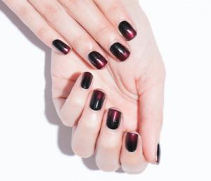NEW! Julep nail polish LAURIE ~ Deep crimson shimmer ~ full size