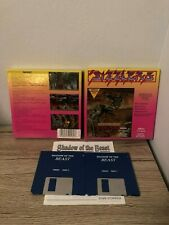 SHADOW OF THE BEAST AMIGA COMMODORE COMPLETE 100% EXCELLENT PSYGNOSYS