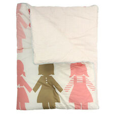Paper Dolls Play Blanket, Dwell Studio