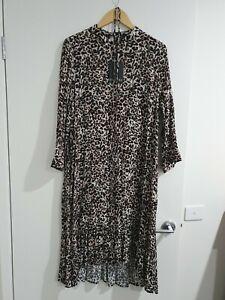 Decjuba Leopard Dress