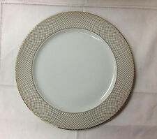 """ROSENTHAL STUDIO LINE """"SIAM GOLD"""" SERVICE PLATE 12"""" CLASSIC NEW GERMANY"""