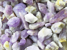 2 LB AMETHYST Madagascar Bulk Rough Rock Stones Tumbling 4500+CARATS