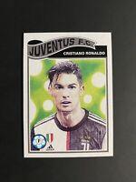 CRISTIANO RONALDO Topps UCL Living Set Soccer Football Card #200