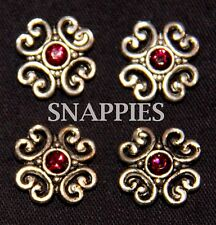 Snappies RED magnetic number pins DRESSAGE SHOW HACK WESTERN COSTUME HUNTER