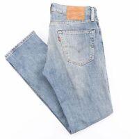 LEVI'S 511 Slim Straight Fit Men's Blue Jeans W31 L32