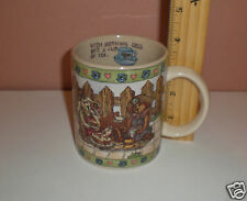 "1998 The Boyds Collection ""A Spoonful of Sunshine"" Bearware Pottery Works Mug"