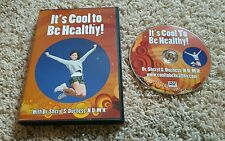 It's Cool to Be Healthy! with Dr. Sheryl S. Duchess (DVD, 2008) kids nutrition