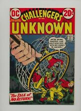 Challengers of the Unknown 78 - DC - 1973 - VF-+