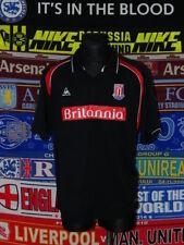 3/5 Stoke City adults XL 2009 football shirt jersey trikot soccer