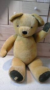 MICKEY Huge Merrythought Teddy Bear - Fabulous Condition!