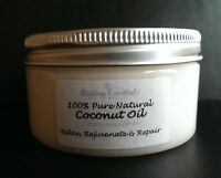 Coconut Oil - 100g Jar- 100% Pure Natural High Quality Aromatherapy Base/carrier