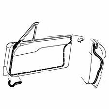 1963-1964-1965 FORD & MERCURY CAR 2 DOOR HARD TOP & CONVERTIBLE DOOR SEALS