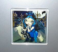 Quoth the Raven. Jasmine Becket-Griffith. Magnet. Fantasy. Fairy. Women.