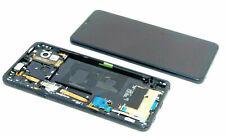 Original LG g7 thinq g710 pantalla LCD Pantalla Táctil Digitalizador marco negro