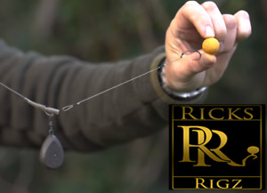 3 or 5 Combi Rigs Korda Danny Fairbrass style  - ready made Carp fishing rigs