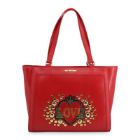 Love Moschino Women's Shopping Bag Red JC4106PP18LT