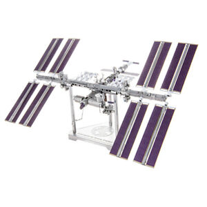 Metal Earth: Iconx International Space Station (ISS) ICX140