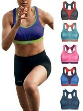 Shock Absorber Sports Bra Ultimate High Impact Soft Cup S5044 Racerback Fitness