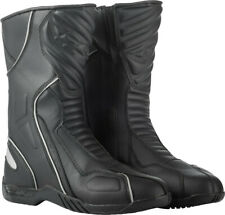 Fly Racing Milepost II Motorcycle Boots - Black / Size 14