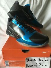 Nike Kobe 2010 Zoom V 5 'Dark Knight', Size 11, DS