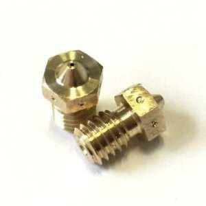 Genuine E3D V6 Nozzle - Nozzle diameter : (0.25 mm, 0.4 mm, 0.5 mm, 0.6 mm, 0.8