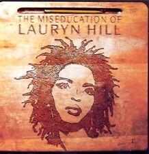 LAURYN HILL the miseducation of lauryn hill (CD) RnB/swing, conscious hip-hop