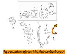 GM OEM-Power Steering Pressure Hose 25858603