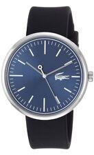 Lacoste Men's Orbital Black Stainless Steel 42mm Watch 2010907 $165