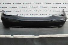 JAGUAR X TYPE SALOON REAR BUMPER 2001-2003 GENUINE JAGUAR PART *Z1